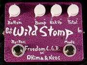 �ڸ���10��ۡ�����̵����FreedomCUSTOMGUITARRESEARCHWildStompGPPurple���ʥ١����ѥץꥢ���[�ե꡼����][��][�磻��ɥ��ȥ��][�ѡ��ץ�,��][BassPreAmplifier][Effector,���ե�������]_otherfx
