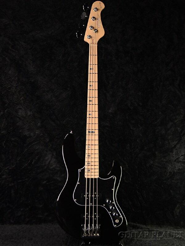 ベース, エレキベース FgN(FUJIGEN) EMJ-ASH-M BK ,Jazz Bass,Black,Electric Bass,