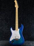 FgN(FUJIGEN) NST11MAHL SBB 新品[フジゲン,富士弦][国産][シースルーブルー,Blue,青][ストラトキャスタータイプ,Stratocaster][左利き,レフティー,Left][エレキギター,Electric Guitar]