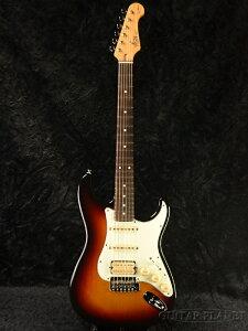 【限定ミディアムスケール】FgN(FUJIGEN) NST101M 3TS 新品[フジゲン,富士弦][国産][ストラトキャスタータイプ][NST-101][Medium Scale][3-Tone Sunburst,3トーンサンバースト][SSH][Electric Guitar,エレキギター]