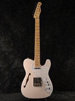 FgN (FUJIGEN) NTL102 WB new [fujigen, Fuji-string] [domestic] White, white, white Telecaster Thinline, Telecaster thin line Electric Guitar, electric guitar