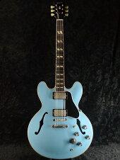 【送料無料】GibsonMemphisHistoricSeries1964ES-345TDVOSFrostBlue#60591新品[ギブソン][メンフィス][フロストブルー,青,水色][セミアコ][ElectricGuitar,エレキギター][ES345]