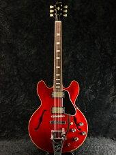 【送料無料】GibsonMemphis2016LimitedHistoricSeries1963ES-335TDCVOS60sCherryw/Bigsby新品[ギブソン][メンフィス][ワイルドウッド][チェリー,赤][セミアコ][ElectricGuitar,エレキギター][ES335]