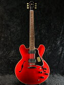 Gibson Custom Shop ~Historic Collection~ 1959 ES-335 Dot Reissue Faded Cherry 新品[ギブソン][ヒストリックコレクション,ヒスコレ][チェリー,Red,レッド,赤][セミアコ][Electric Guitar,エレキギター][ES335][#A96146]