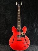 【送料無料】Gibson Custom Shop ~Historic Collection~ 1963 ES-335 Block Faded Cherry 新品[ギブソンカスタムショップ][ヒストリックコレクション,ヒスコレ][ブロック][チェリー,赤][セミアコ][Electric Guitar,エレキギター][ES335][#A36151]