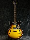 【送料無料】Gibson Custom Shop ~Historic Collection~ 1963 ES-335 Block Vingtage Sunburst 新品[ギブソンカスタムショップ][ヒストリックコレクション,ヒスコレ][ブロック][サンバースト][セミアコ][Electric Guitar,エレキギター][ES335][#A36220]