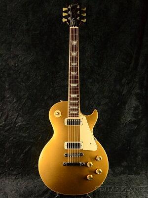 【中古】Gibson Les Paul Deluxe Gold Top 1975年製[ギブソン][レスポールデラックス][ゴールドトップ][Electric Guitar,エレキギター]【used_エレキギター】_vtg