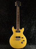 Gibson Les Paul Special Double Cut 2015 -Translucent Yellow Top- 新品[ギブソン][レスポールスペシャル][ダブルカット][イエロー,黄][Electric Guitar,エレキギター]