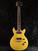【送料無料】Gibson Les Paul Special Double Cut 2015 -Translucent Yellow Top- 新品[ギブソン][レスポールスペシャル][ダブルカット][イエロー,黄][Electric Guitar,エレキギター]