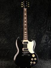 【2016MODEL】【送料無料】GibsonSGSpecial2016WornBlack新品[ギブソン][SGスペシャル][ウォーンブラック,黒,艶消し][][MiniHumbucker,ミニハム][ElectricGuitar,エレキギター]