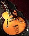 【中古】Gibson Custom Shop Byrdland Florentine Cutaway Natural 2011年製[ギブソン][バードランド][ナチュラル][セミアコ,フルアコ]…
