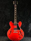 【中古】Gibson Custom Shop ~Historic Collection~ 1963 ES-335 Block Faded Cherry 2011年製[ギブソン][ヒストリックコレクション,ヒスコレ][フェイデッドチェリー,赤][セミアコ][Electric Guitar,エレキギター]【used_エレキギター】