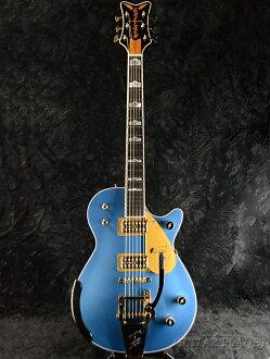 Gretsch G6134T KWP KDFSR 肯尼野生企鵝月新日 [Gretsch] [橫山肯,肯橫山] [肯尼野生企鵝] [坡鹿拉尼藍色,藍色,藍色] [電吉他、 電吉他
