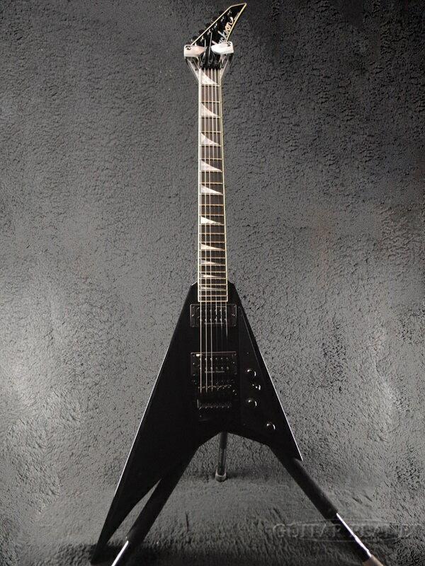 ギター, エレキギター Jackson USA RR1 Randy Rhoads Black ,Electric Guitar,