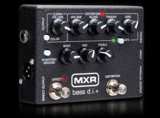 全新 MXR 低音 D.I.+ m 80 低音直接盒子,直接注射 [前置] [預放大器低音] [畸變,畸變] [M80' _bass