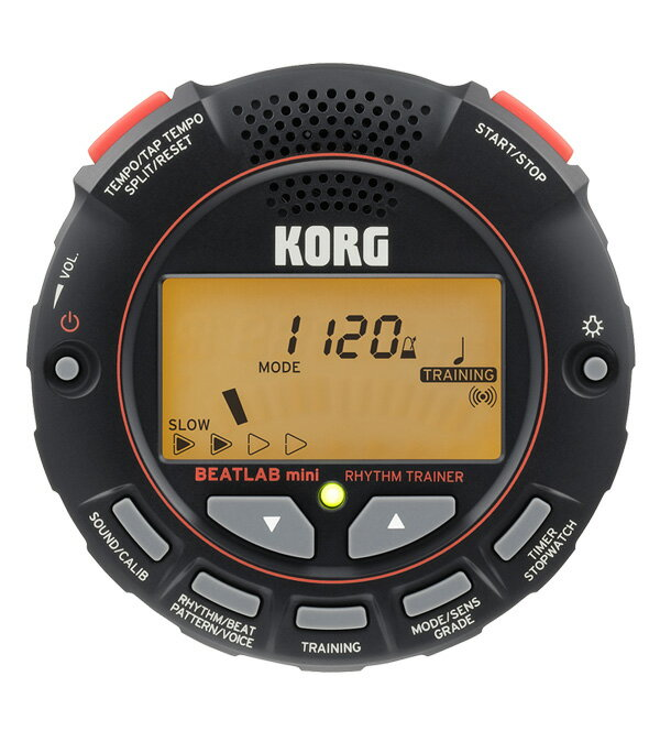 DAW・DTM・レコーダー, シーケンサー・リズムマシン KORG BEATLAB mini Rhythm Trainer Metronome,