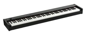 【数量限定!ヘッドフォン付き!】KORG D1 Digital Piano 新品 デジタルピアノ[コルグ][88鍵盤][ブラック,黒][Keyboard,キーボード]