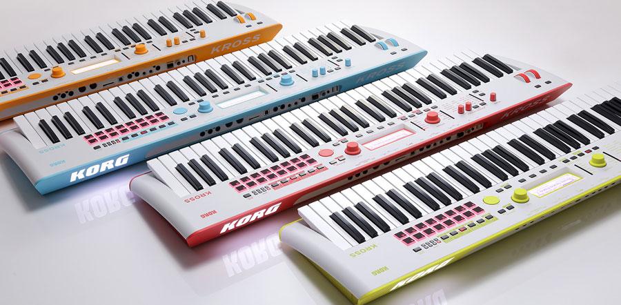 ピアノ・キーボード, キーボード・シンセサイザー KORG KROSS 2-61 Special Edition 61 KROSS61keysSynthesizer,