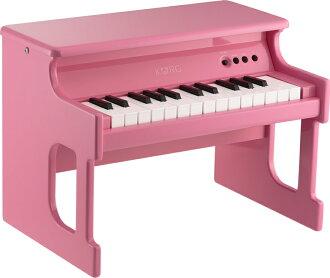 KORG tinyPIANO 數位玩具鋼琴全新粉紅色 [Korg] 小鋼琴 [粉紅色] 數碼玩具鋼琴
