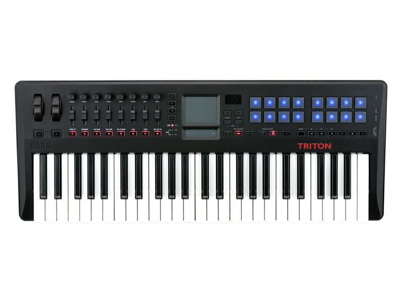 DAW・DTM・レコーダー, MIDIキーボード KORG TRITON taktile-49 USB MIDI49SynthesizerMini Keyboard,