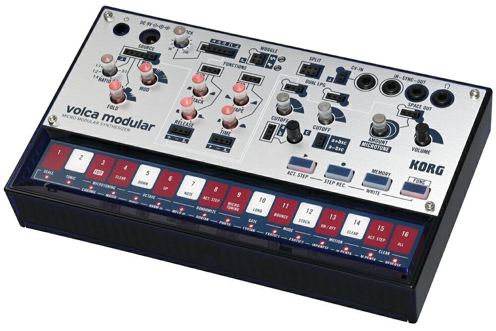 ピアノ・キーボード, キーボード・シンセサイザー KORG Volca Modular Synthesizer,
