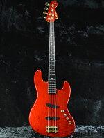 【中古】MoonJJ4EMGPickups1986年頃製[ムーン][国産][Red,レッド,赤][JazzBass,JB,ジャズベースタイプ][ElectricBass,エレキベース]【used_ベース】