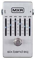 MXR6BandGraphicEQM-109S新品[Equalizer,イコライザー,グライコ][エフェクター,Effector][M109S]_cde