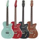 Danelectro 56 SINGLE CUTAWAY 新品[ダンエレクトロ][ブラック,カッパー,アクア,レッド,黒,赤,青,茶][Electric Guitar,エレキギター]