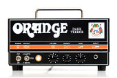 【15W】【送料無料】OrangeDarkTerror新品ギターアンプヘッド[オレンジ][ダークテラー][Black,ブラック,黒][真空管搭載][GuitarAmplifier,Head]