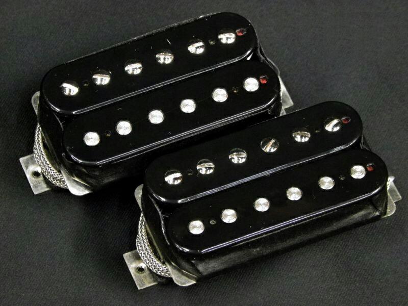 ギター用アクセサリー・パーツ, ピックアップ Bare Knuckle Black Dog W-Black Set ,Humbucker,Pickup,