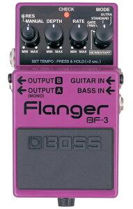 【送料無料】BOSS BF-3 新品 Flanger[ボス][エフェクター,Effector][フランジャー][ベース用]