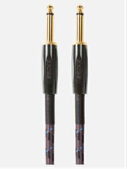 BOSS BIC-20 6m ストレート型−ストレート型 新品[ボス][1/4インチプラグ,Instrument Cable][SS,S/S][楽器用ケーブル,Guitar,Bass,ギター,ベース][シールド]