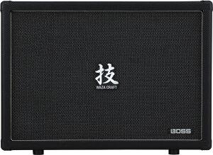 5月27日発売予定!!ご予約承ります!!【160W】【送料無料】BOSS WAZA Amp Cabinet212 新品 スピー...