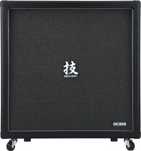 5月27日発売予定!!ご予約承ります!!【320W】【送料無料】BOSS WAZA Amp Cabinet412 新品 スピー...