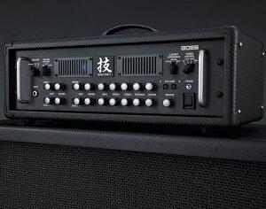 5月27日発売予定!!ご予約承ります!!【150W】【送料無料】BOSS WAZA Amp Head 新品 ギターアンプ...