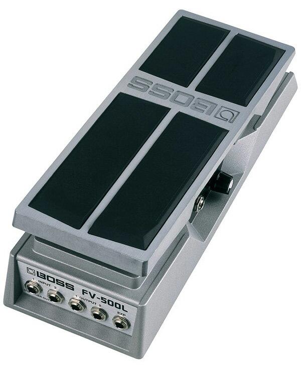 ギター用アクセサリー・パーツ, エフェクター BOSS FV-500L Volume Pedal low impedance