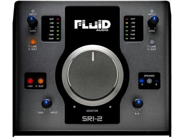 DAW・DTM・レコーダー, オーディオインターフェイス Fluid Audio SRI-2 Roland,SRI2