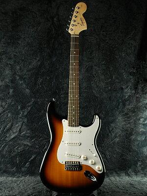 【楽天スーパーSALE】Squier FSR Affinity Stratocaster BSB/Rose 新品 ブラウンサンバースト[スクワイヤー][ストラトキャスター][Brown Sunburst][Electric Guitar,エレキギター]_eg