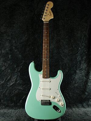 【楽天スーパーSALE】Squier FSR Affinity Stratocaster SFG 新品 サーフグリーン[スクワイヤー][ストラトキャスター][Surf Green,緑][ローズ指板][Electric Guitar,エレキギター]_eg