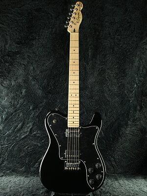 【楽天スーパーSALE】【送料無料】Squier Vintage Modified Telecaster Custom BLK 新品 ブラック [スクワイヤー][TL,テレキャスター][Black,黒][Electric Guitar,エレキギター]_eg