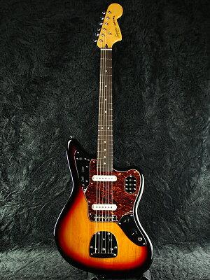 【楽天スーパーSALE】Squier Vintage Modified Jaguar 3CS 新品 3カラーサンバースト[スクワイヤー][ジャガー,JG][Sunburst][エレキギター,Electric Guitar]_eg