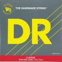 DR Bass Strings 45-100 DR-MLH45 LO-RIDER Medium-Lite ベース弦[ローライダー][ミディアムライト][ベース弦,Bass]