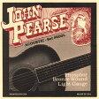 John Pearse 12-53 Phosphor Bronze Light 600L[ジョンピアース][フォスファーブロンズ弦][ライト][アコースティックギター弦,String]