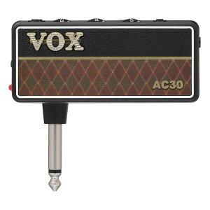 超絶特価!!ポイントも3倍!!【楽天スーパーSALE】VOX amPlug AC30 G2 新品 AP2-AC[ヴォックス][...