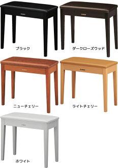 雅馬哈西元前 108 全新鋼琴為固定椅 [雅馬哈] [鍵盤,鍵盤] [電鋼琴、 數碼鋼琴,鋼琴] [黑色,黑色,黑色,[白色,白色,白色] [黃色,黃色,黃色] [布朗,布朗,布朗,[紅色,紅色,紅色,
