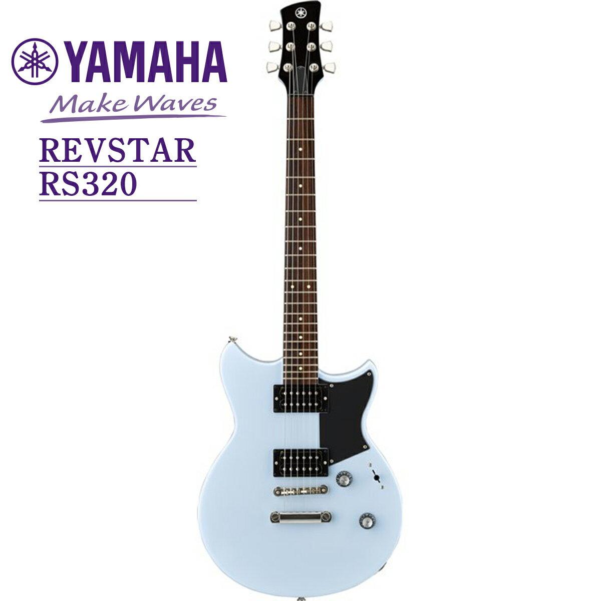 ギター, エレキギター YAMAHA REVSTAR RS320 -ICB()- Blue,Electric Guitar,