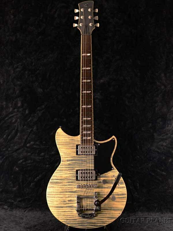 ギター, エレキギター YAMAHA REVSTAR RS720B ASH GRAY AGR Bigsby,,Electric Guitar,