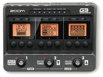 縮放 G3 吉他效果和 Amp 模擬器全新交流電配接器 [縮放] [多方面影響,多效應] [amp 模擬器]