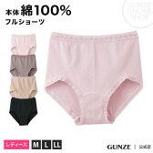 GUNZE(グンゼ)/グンゼレディス/フルショーツ(婦人)/HR0671