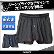 GUNZE(グンゼ)/快適工房/ニットトランクス(前あき)(紳士)/KH1096